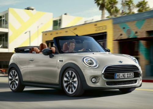 MINI One Blackyard Cabrio